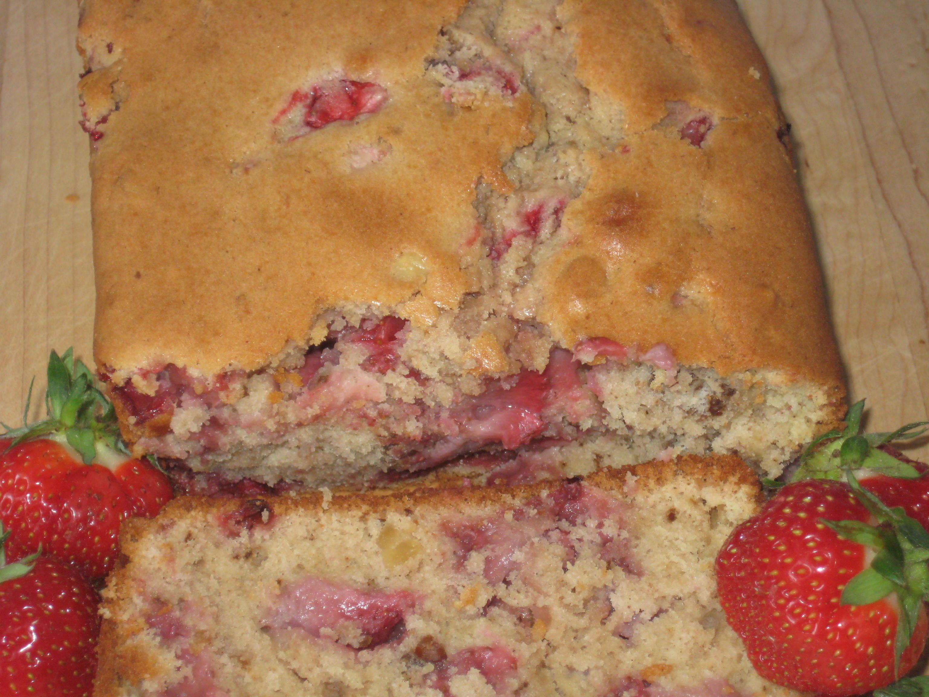 Strawberry Bread | Such a Little Baker